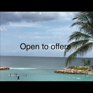 Other - Open to offers